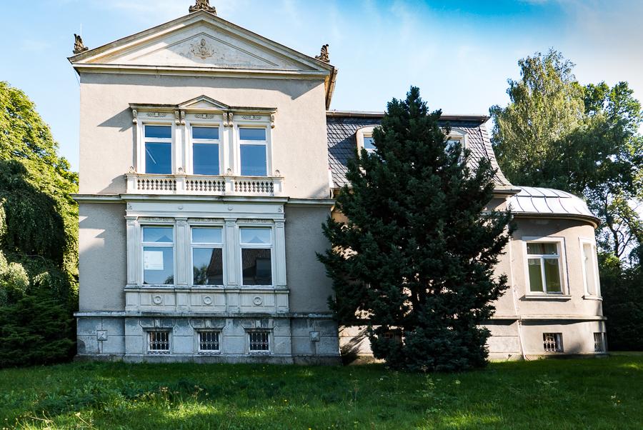 Die Villa RuJa im Spätsommer 2016